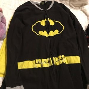 Intimates & Sleepwear - Batman onesie